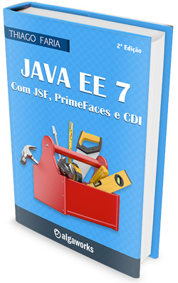 Livro de Java EE, JSF e PrimeFaces